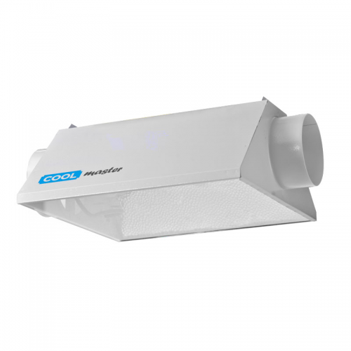 Светильник CoolMaster 125. Закрытый универсальный светильник с возможностью активного охлаждения.