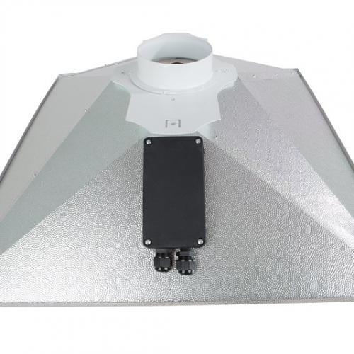 Светильник MATRIX - Универсальный светильник для одноцокольных ламп с разъемом Е 40.