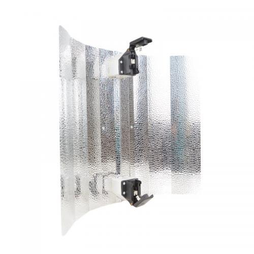 Светильник WING REFLECTOR Double Ended S-plug - Светильник WING REFLECTOR предназначен для использования с лампами типа: - HPS Double Ended  1000 W / двухконтактными НЛВД натриевыми лампами высокого давления мощностью 1000 Вт.