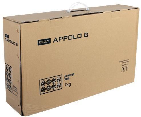 Apollo 8 (280 Вт) спроектирован для пользования по всему миру. Диапазон входного напряжения от 100 до 240 V. Им можно пользоваться и в США и в Европе, и конечно, в России.