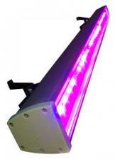 Светодиодный фитосветильник с максимальной спектральной эффективностью SSO-220/128-05.2(FGO-MP) Спектр светильников содержит большую составляющую гипер красного (HyperRed 660 нм) спектра. Предназначены для досветки плодоносящих культур, требовательных к качеству освещения - огурцы, томаты, перец и т.п.