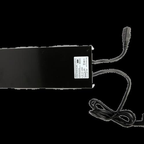 ЭмПРА Techone 600W Metal Magnetic ballast Качественные и надежные ЭмПРА - это мощность, высокое качество и отличная изоляция класса – Н, простота в эксплуатации, плавкий предохранитель, работает от 220/240В, шнур питания 220\240В в комплекте, подходит для всех видов HPS ламп (рассчитанных на 100 В 4.7A)