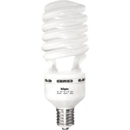 Идеально подходит для осветительных приборов, имеющих стандартный патрон Е40. Индустриальная серия. Полуспираль из люминесцентной трубки диаметром 16 мм.