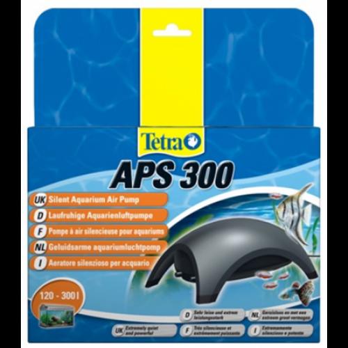 Компрессор Tetra APS 300 Компрессор для аквариума TetraTecAPS подает в Ваш аквариум воздух и снабжает тем самым воду жизненно необходимым кислородом. При этом компрессор обладает высочайшим качеством и исключительной производительностью, так как встроенный в него запатентованный клапан Silaflexсохраняет свою форму при длительных сроках эксплуатации и вместе со сверхпрочной мембраной гарантирует особо продолжительную и стабильную работу.