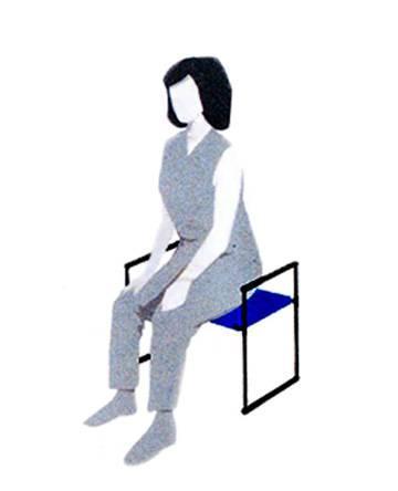 Тепличная скамейка
