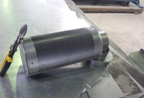 Угольный фильтр Гидроград 125мм/350м3