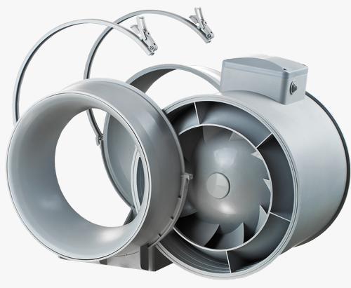 Вентиляторы ВЕНТС ТТ и ВЕНТС ТТ ПРО объединяют в себе широкие возможности и высокие характеристики осевых и центробежных вентиляторов. Используются в приточно-вытяжных системах вентиляции, которые требуют высокого давления, мощного воздушного потока и низкого уровня шума. Совместимы с воздуховодами диаметром от 100 до 315 мм.   Вентиляторы серий ВЕНТС ТТ и ВЕНТС ТТ ПРО являются отличным выбором для установки в вытяжные системы помещений с повышенной влажностью (санузлы, кухни), а так же для вентиляции квартир, коттеджей, магазинов, кафе.