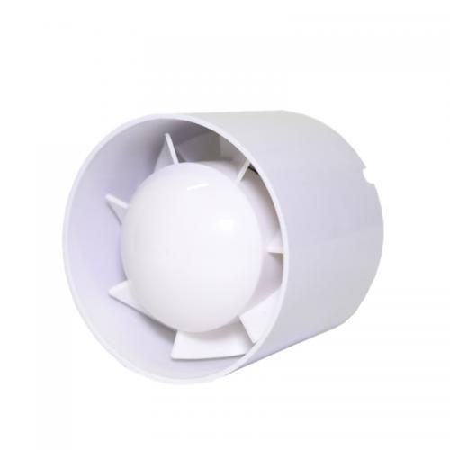 Встраиваемый вентилятор GARDEN HIGHPRO 200 м3/час, 125 мм  Встраиваемый вентилятор GARDEN HIGHPRO предназначен для монтажа в вентиляционных каналах.