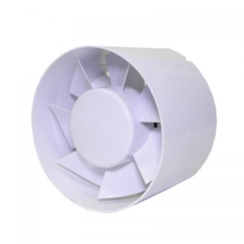 Встраиваемый вентилятор GARDEN HIGHPRO 300 м3/час, 150 мм  ???????Встраиваемый вентилятор GARDEN HIGHPRO предназначен для монтажа в вентиляционных каналах.