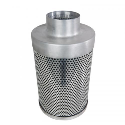 Угольный фильтр INCH 4, 100 мм, 350 м3/ч  ???????Угольный фильтр для очистки воздуха.