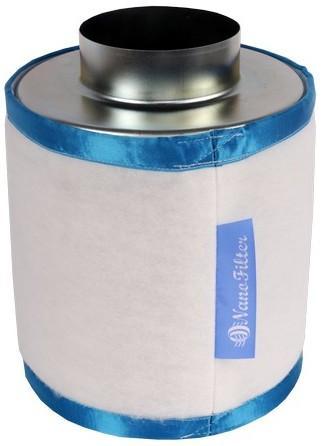 Nano Filter XS 170 м3 Воздушные угольные фильтры NanoFilter предназначены для очистки вентиляционных выбросов. Угольный фильтр, встраиваемый в систему приточно-вытяжной вентиляции, обеспечивает очистку воздуха от аллергенных примесей и запахов органического происхождения, и при правильной установке и эксплуатации, гарантирует практически полную очистку. Высококачественный активированный уголь обеспечивает работу фильтра в непрерывном режиме не менее 12 месяцев. Внешний предфильтр подлежит замене каждые 4-6 месяцев.