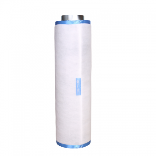 Nano Filter L  500 м3 Воздушные угольные фильтры  NanoFilter предназначены для очистки вентиляционных выбросов. Угольный фильтр, встраиваемый в систему приточно-вытяжной вентиляции, обеспечивает очистку воздуха от аллергенных примесей и запахов органического происхождения, и при правильной установке и эксплуатации, гарантируют практически полную очистку. Высококачественный активированный уголь обеспечивает работу фильтра в непрерывном режиме не менее 12 месяцев. Внешний предфильтр подлежит замене каждые 4-6 месяцев.
