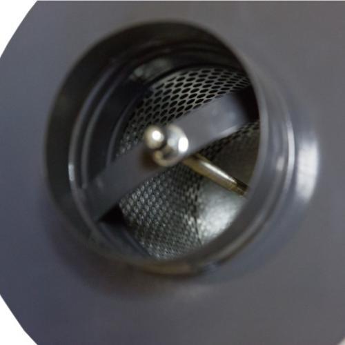 Канальный  угольный фильтр КЛЕВЕР 350 м3 Предназначен для очистки воздуха от запахов и механических загрязнений.