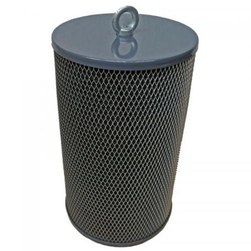 Фильтр угольный КЛЕВЕР - М 250 м3 Рекомендации по  эксплуатации фильтров КЛЕВЕР: - срок активности угля - 3 года (с момента выпуска угля). - периодичность смены угля - 1-2 раза год (в зависимости от интенсивности эскспуатации). - замену угля можно производить самостоятельно, фильтр легко разбирается. - предфильтр рекомендовано стирать раз в 3-4 месяца. Выдерживает 2-3 стирки, рекомендуемая температура воды 40С.