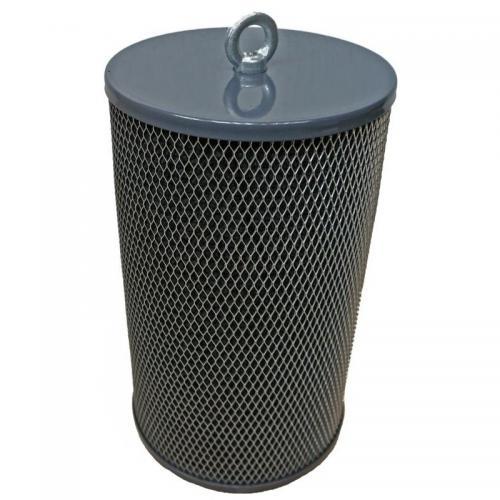 Фильтр угольный КЛЕВЕР - М 350 м3 Предназначен для очистки воздуха от запахов и механических загрязнений.