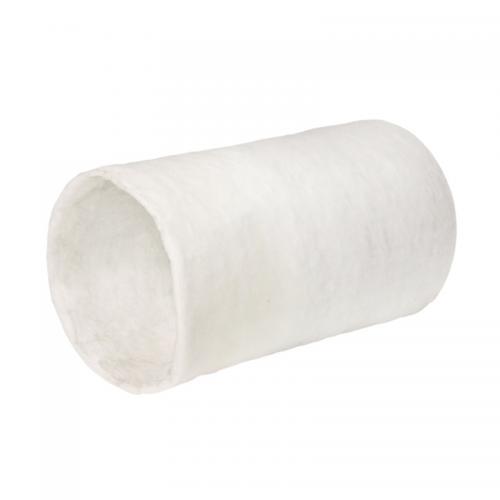 Предфильтр для угольного фильтра Nano Filter 600 м3/XL Сменный предфильтр изготовлен из высококачественного фильтрующего материала импортного производства, соответствующего мировым стандартам. Предфильтр является дополнительным барьером для удержания угольной пыли, которая образуется во время эксплуатации фильтра. Использование предфильтра способствует продлению ресурса активированного угля.