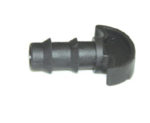 Заглушка для трубы 16 мм