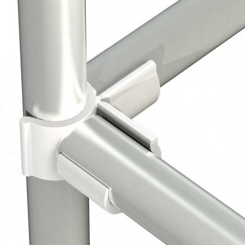 Space Booster D19 mm 2 axes Y shape Пластиковый уголок для соединения трубок  диаметром 19 мм в тент-палатках. Предназначен для усиления каркаса.