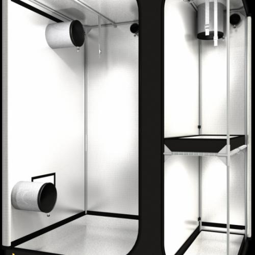 LODGE 160 (160x120x200cm) Профессиональный гроутент, сделан из высококачественного светоотражающего материала «Mylar».
