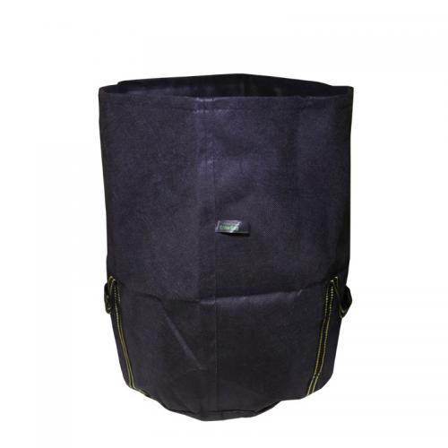 Grow Bag 40 л, 1 шт  (min заказ 15шт) Нетканный мешок для растений, изготовленный из специального текстильного полотна. Обеспечивает максимально благоприятные условия для роста растений, обеспечивает аэрацию и подрезание корней, а также воду, что исключает перелив и гниение. Горшки из текстиля изготавливаются из надежных высококачественных материалов и могут использоваться неоднократно.