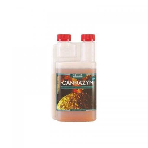 Ферментный экстракт для растений CANNAZYM, 0.25 L Препарат представляет собой высококачественный ферментный состав, стимулирующий распад мертвых корней растения при активации полезных микроорганизмов. Дополнительно препарат способствует повышенному усвоению питательных веществ растением и укрепляет его иммунитет.