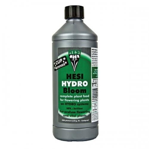 HESI Hydro Bloom 1 L Базовое удобрение с высокой концентрацией, является основным компонентом при приготовлении питательного раствора. Используется для гидропоники в период когда растение цветет. В состав входит смесь всех необходимых веществ, которые нужны растению на фазе цвета.