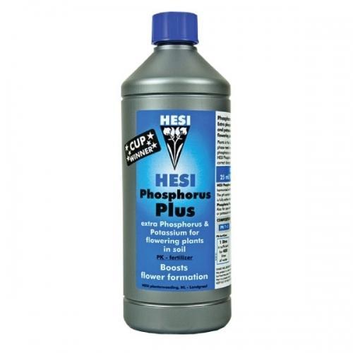 HESI Phosphorus Plus 0.5 L Hesi Phosphorus Plus усилитель цвета. Hesi Phosphorus Plus используется в комбинации с Hesi Bloom Complex во второй половине стадии цветения. В течениe цветения растение развивается и увеличивается потребность в фосфоре и калии. Используя Phosphorus Plus, мы даём растениям нужные вещества в нужный момент: фосфор для дополнительных возможностей формирования цветов и калий для быстрого транспорта в направлении цветов. Почвенные питательные комплексы Hesi сбалансированы до уровня почвенной среды и гарантируют наилучшую заботу о растении. Благодаря использованию высококлассных ингридиентов, растения потребляют все предоставленные компоненты без остатка.